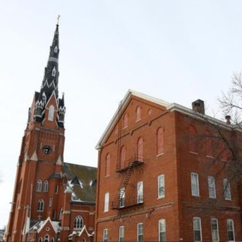 Steeple Square: Dubuque Group Plans Revival for Crumbling St. Mary's Campus