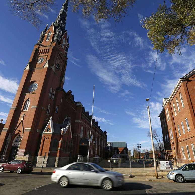 Organizers: Efforts to Transform Former Dubuque Church Remain On Track