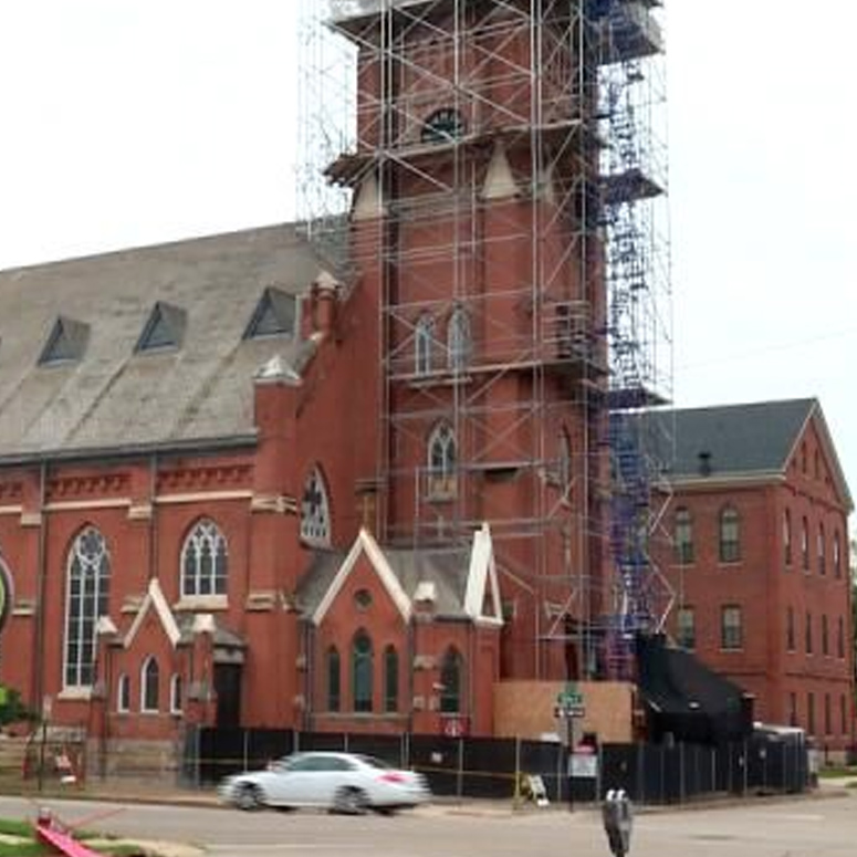 Dubuque's Steeple Square Project Receives Major Support