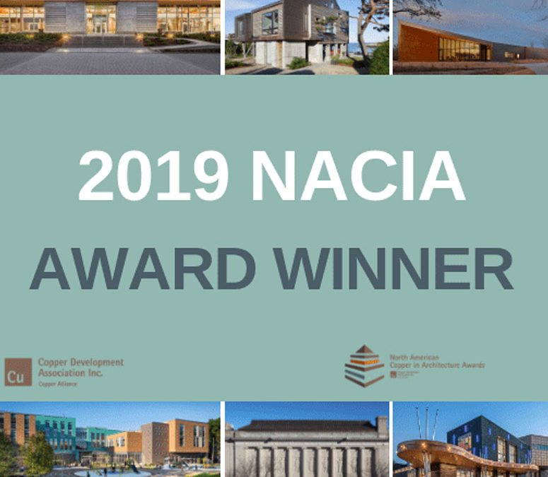Steeple Square Receives Copper Architecture Award