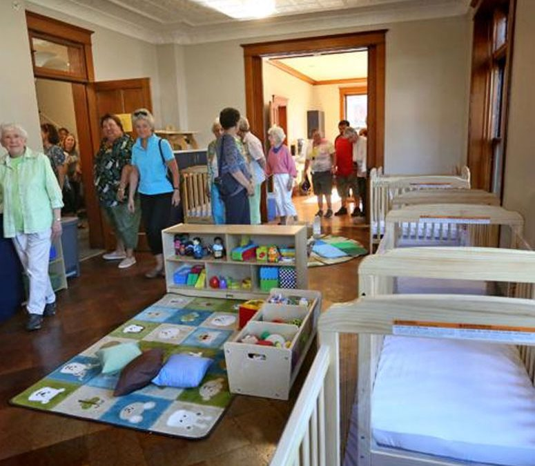 Former Rectory Finds New Purpose as Childcare Center